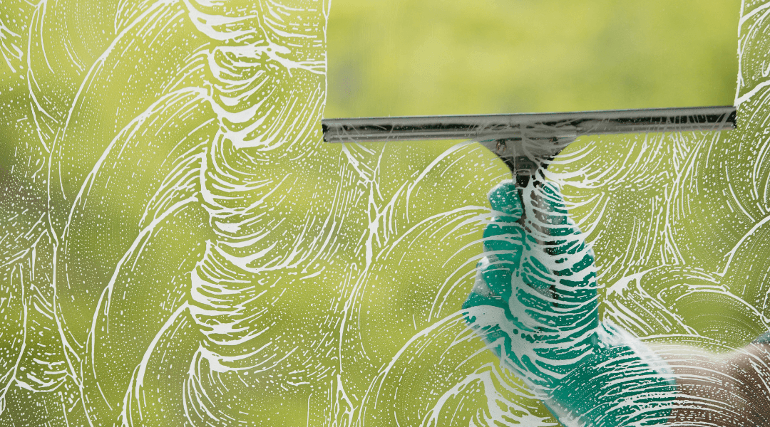 Switching To Green Cleaning: Glass & Window Cleaner